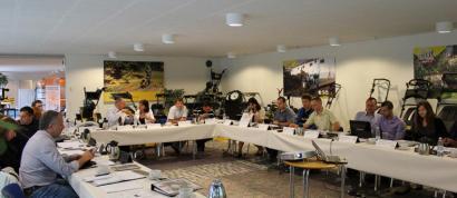 Συνάντηση αντιπροσώπων Texas 2012